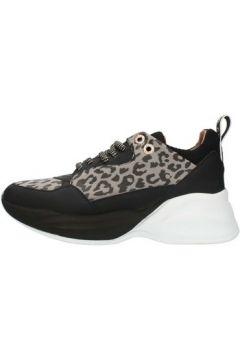 Chaussures Alexander Smith S73696 BASKETS Femme Gris et noir(127984642)