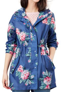 Joules Golightly Damen Jacke - Blue Floral(114381191)