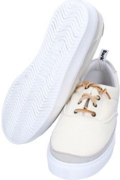 Baskets Bark sneakers blanc textile daim AG585(115393487)