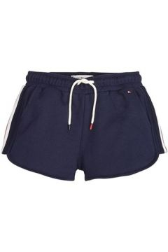 Short enfant Tommy Hilfiger Kids KNITTED TAPE SPORTS SHORTS(115530637)