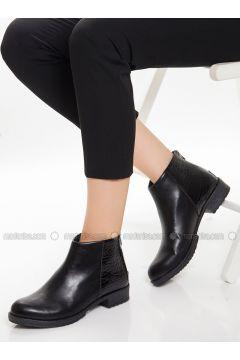 Black - Boot - Boots - Ayakkabı Havuzu(110333641)