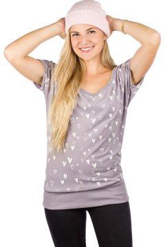Kazane Hilde T-Shirt grijs(95393288)