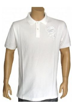 Polo Ecko Ecko Unltd. Polo Stand Tall - Blanc(98747728)