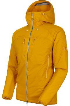 Mammut Rime In Flex Hooded Jacket golden(100780752)