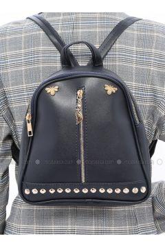 Navy Blue - Shoulder Bags - ironstone(110327828)