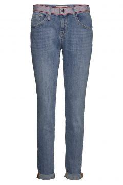 Bradford Lush Jeans Straight Jeans Hose Mit Geradem Bein Blau MOS MOSH(114154087)
