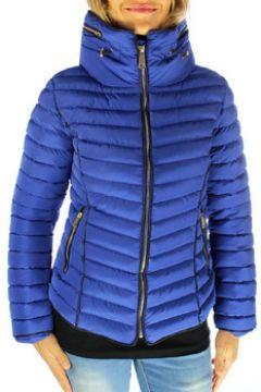 Manteau Cendriyon Manteaux Bleu Vêtements Femme(115424989)