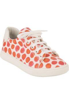 Chaussures enfant Bopy Baskets fille - - Corail - 25(127931758)