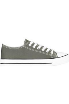 Chaussures Krisp Baskets Femme Classique Mode(115498441)
