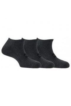 Chaussettes Quiksilver Lot de 3 paires d\'invisibles Sport en coton(127871289)