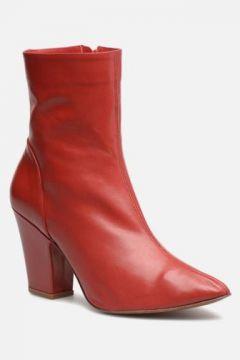 BY FAR - Niki boot - Stiefeletten & Boots für Damen / rot(111574756)