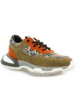 Chaussures Roobin\'s Baskets cuir(115648628)