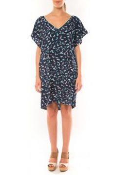 Robe Dress Code Robe It Hippie K536-1 Bleu/Blanc(115495751)