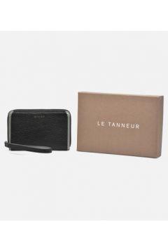 SALE -40 Le Tanneur - AGATHE Porte-monnaie zippé téléphone - SALE Portemonnaies & Clutches / schwarz(111602423)