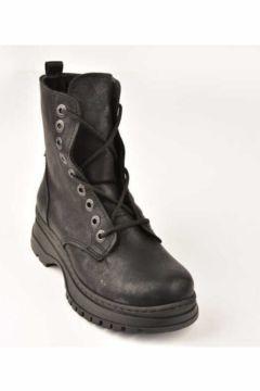 Mehtap Kadın Siyah Bot Ayakkabı(123432697)