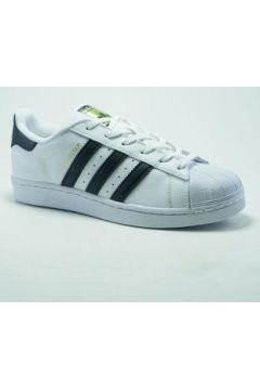 Baskets adidas SUPERSTAR BLANC/NOIR(88577280)