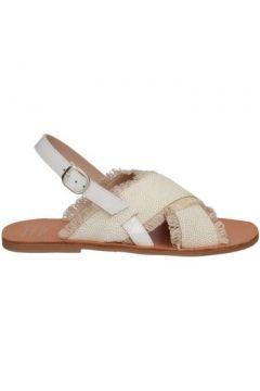 Sandales enfant Manuela De Juan S2539 ANYA WHITE(115497531)