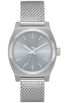 Nixon The Medium Time Teller Milanese grijs(116554117)