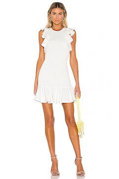 Приталенное и расклешенное платье expired - C/MEO(104717061)