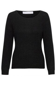 Soft Evening Sweater Strickpullover Schwarz CATHRINE HAMMEL(121110383)
