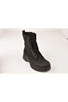 Mehtap Kadın Siyah Bot Ayakkabı 20k 200(123307459)