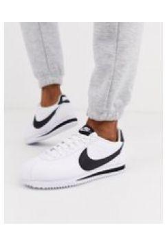 Nike - Classic Cortez - Sneaker aus Leder in Weiß und Schwarz - Weiß(95028809)