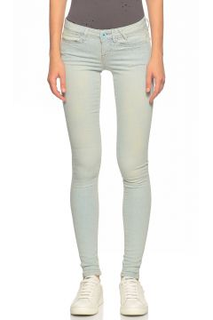 Guess-Guess Skinny Jean Beyaz Pantolon(115703834)