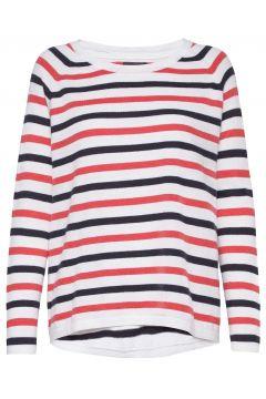 Lea Sweater Strickpullover Bunt/gemustert LEXINGTON CLOTHING(118484780)