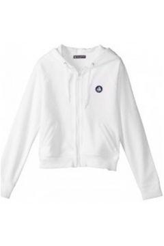 Sweat-shirt Petit Bateau Sweat Zippé 32774 01 Blanc(115471090)