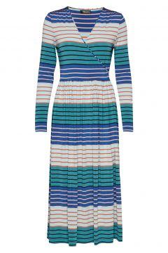 Alina, 623 Light Jersey Kleid Knielang Bunt/gemustert STINE GOYA(114163301)