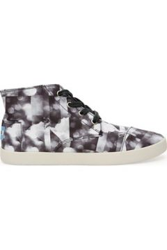 Chaussures Toms Satin Clounds Women\'s Classic Paseo High(115626573)