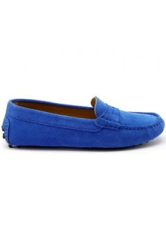 Chaussures Hugs Co. Mocassins penny daim(115401833)