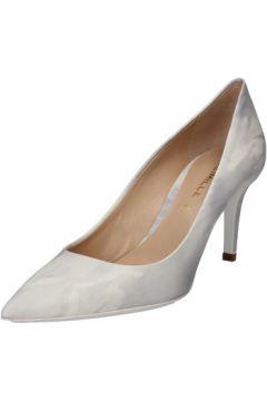 Chaussures escarpins Deimille escarpins gris cuir brillant AJ283(88517723)