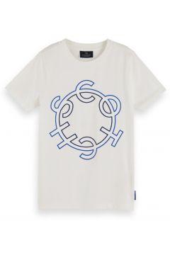 T-Shirt mit Logo(117482825)