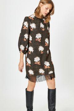 Koton Kadın Desenli Elbise(106628611)