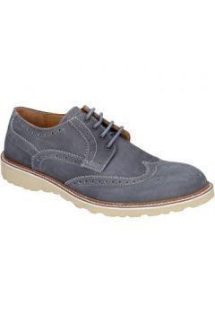 Chaussures Evc élégantes gris nabuk BS08(98485416)