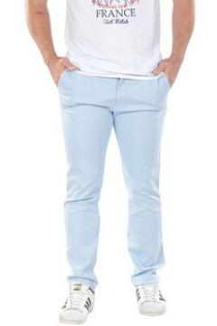Chinots Ruckfield Pantalon Chino Bleu(115404304)