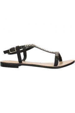 Sandales Cristin CATRIN13 sandales Femme Noir(127922669)