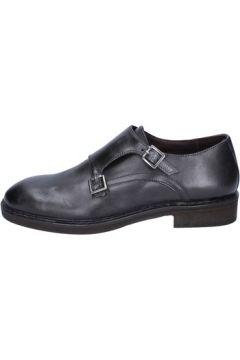 Chaussures Cesare Maurizi élégantes gris cuir BX509(115442570)