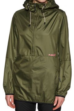 Coupe-vent Femme Planks Shredorak Packable Anorak - Army Green(111333440)