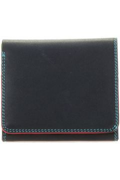 Portefeuille Mywalit Portefeuille cuir ref_46353 Noir 10*9*2(115559756)