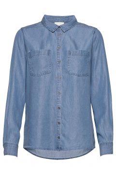 15 The Denim Shirt Langärmliges Hemd Blau DENIM HUNTER(111057364)