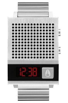 Nixon Dork Too Uhr - Silver(117822234)