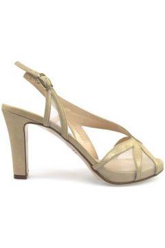 Sandales Guido Sgariglia sandales beige daim textile ap796(98485918)