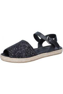 Sandales E...vee E...sandales noir glitter cuir BY188(115400986)