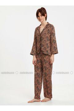 Black - Pyjama - LC WAIKIKI(110335770)