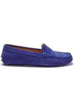 Chaussures Hugs Co. Mocassins penny daim(115401831)