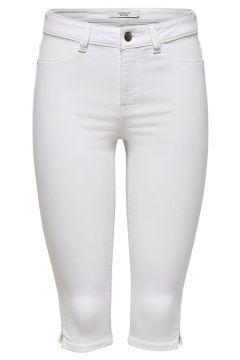 ONLY Jdynikki Mix Pantacourt Women White(114091215)