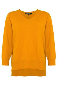 Pull French Connection Pull uni col rond manches longues(115485081)