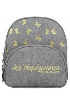 Sac à dos Les Tropéziennes par M Belarbi Petit sac à dos XS Tropéziennes motif papillon Arcachon Gris(101670445)